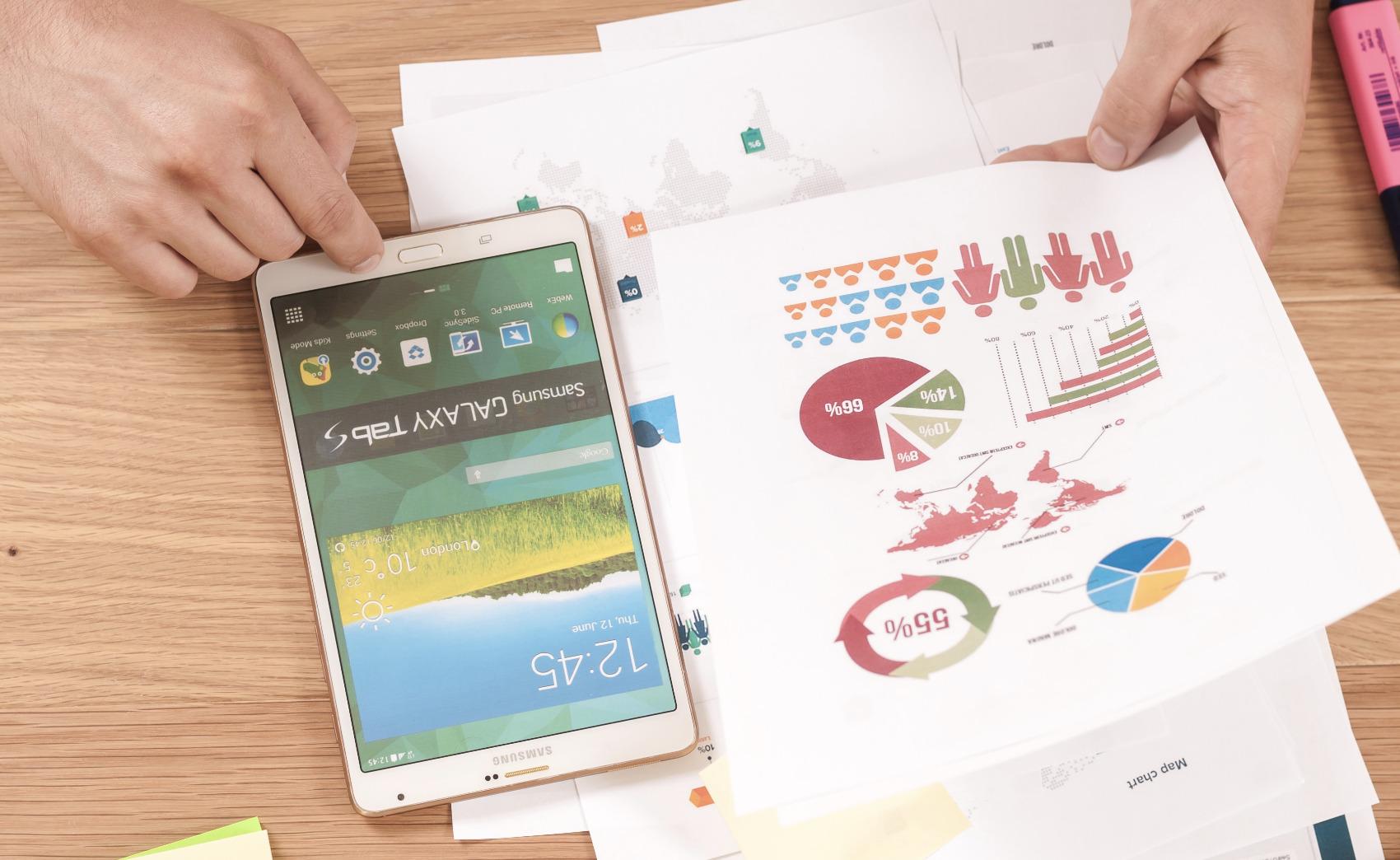 As demonstrações financeiras na analise de métricas financeiras da sua empresa